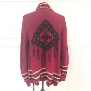 Red Camel | Boho LS Sweater Size XS